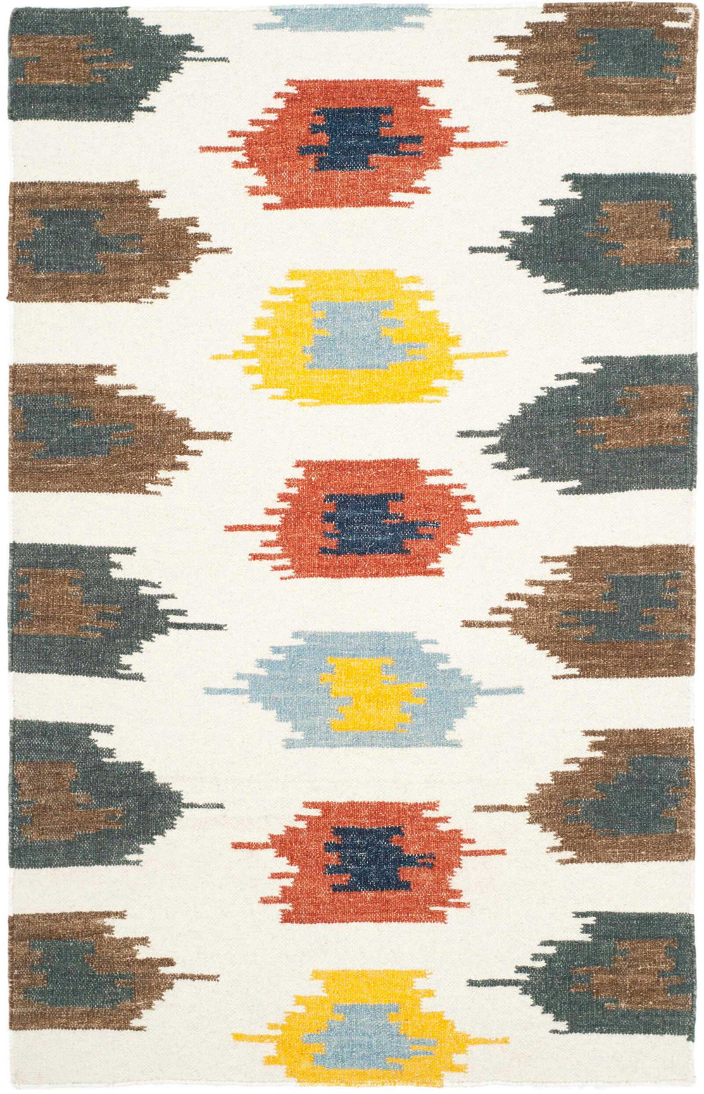Safavieh Dhurries DHU648 Area Rug