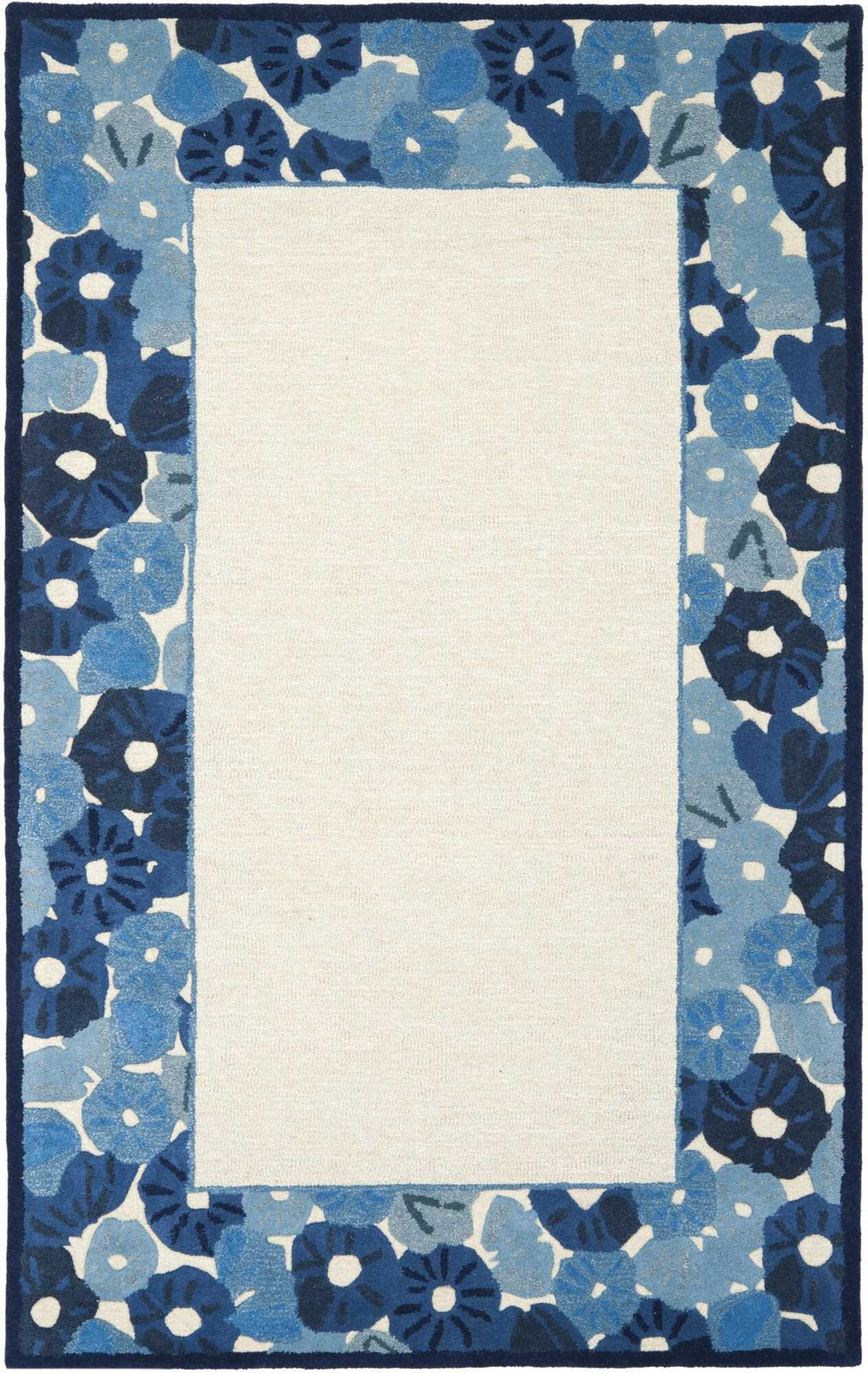 Safavieh Martha Stewart Poppy Border Area Rug