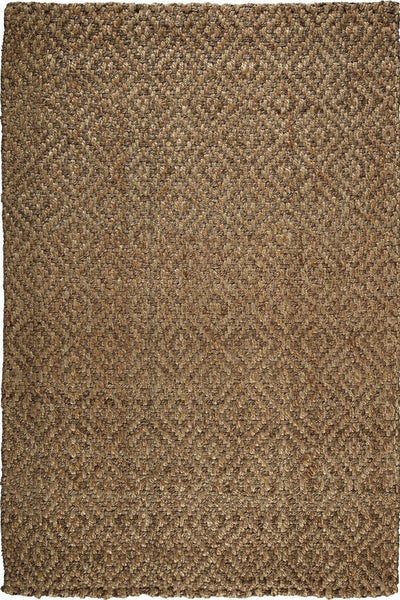 Anji Mountain Perfect Diamond Jute Area Rug