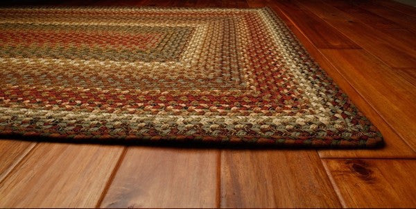 Homespice Decor Bosky Cotton Braided Rug
