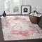 Safavieh Bristol BTL343R Rose / Light Grey