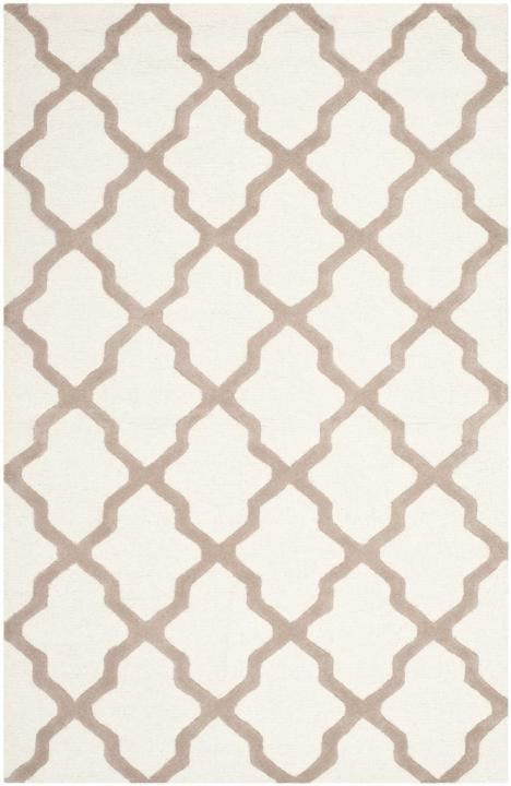 Safavieh Cambridge CAM121P Ivory / Beige Rug