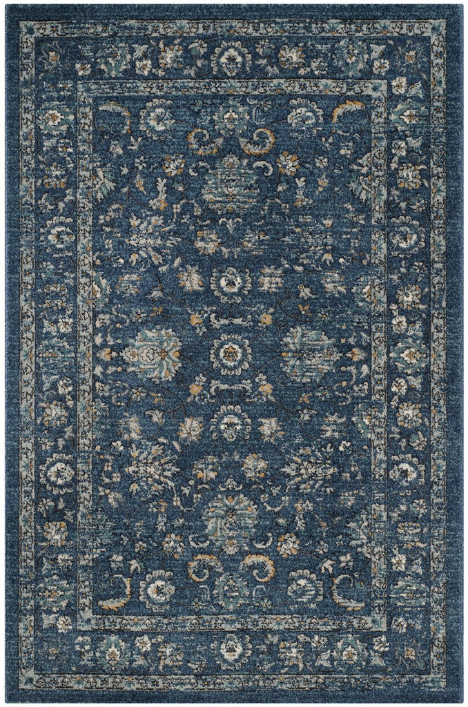 Safavieh Carmel Car279g Navy Beige Rug Savings