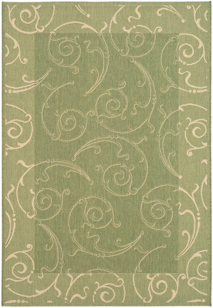 Safavieh Courtyard CY6231 Area Rug (8' X 11' Rectangle)