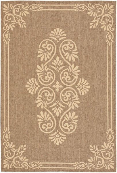 "Safavieh Courtyard CY6855 Area Rug (6'-7"" X 9'-6"" Rectangle)"