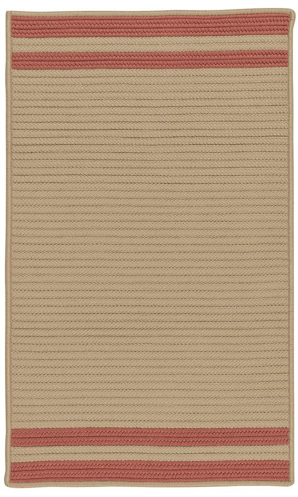 Colonial Mills Denali End Stripe  DE35 Area Rug