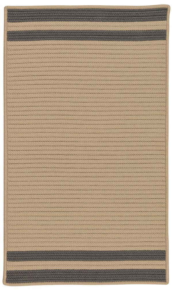 Colonial Mills Denali End Stripe  DE85 Area Rug