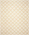 Safavieh Dhurries DHU117A Ivory / Gold Rug