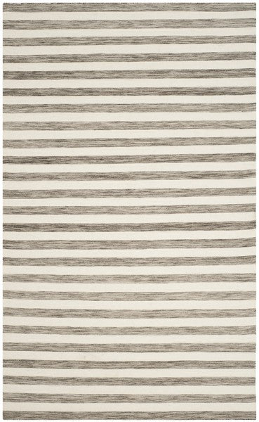 Safavieh Dhurries DHU575E Brown / Ivory Rug