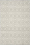 Safavieh Dhurries DHU626B Grey / Ivory Rug