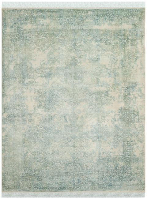 Safavieh Dream Collection DRM202F Beige / Blue Rug