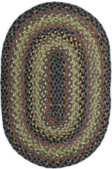 Homespice Decor Enigma Cotton Braided Rug