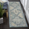Safavieh Evoke EVK274C Light Blue / Ivory