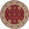 Safavieh Easy Care EZC751C Red / Ivory Rug