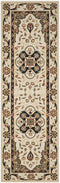 Safavieh Easy Care EZC757G Cream / Olive Rug