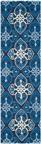 Safavieh Four Seasons FRS232A Navy / Ivory Rug