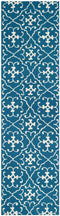 Safavieh Four Seasons FRS234H Navy / Ivory Rug