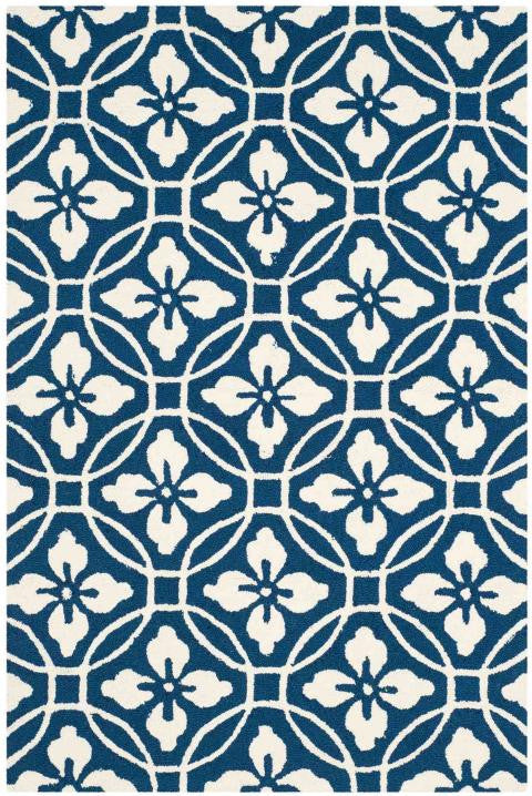 Safavieh Four Seasons FRS236H Navy / Ivory Rug
