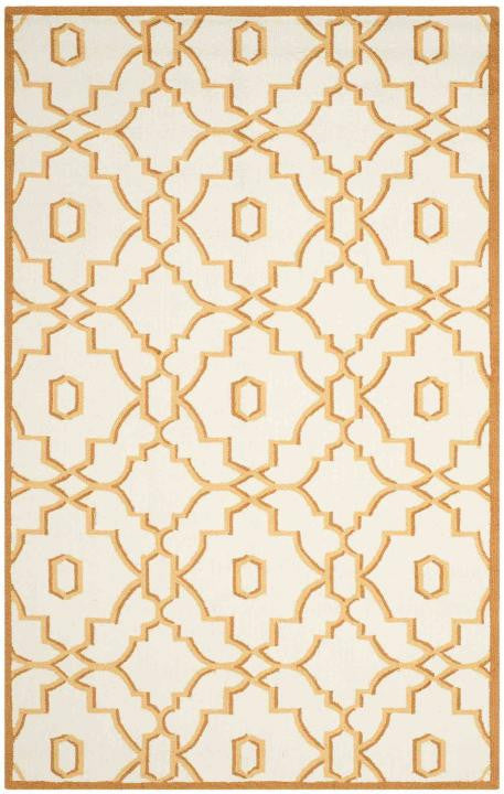 Safavieh Four Seasons FRS237J Ivory / Tan Rug