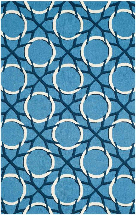 Safavieh Four Seasons FRS238A Blue / Ivory Rug