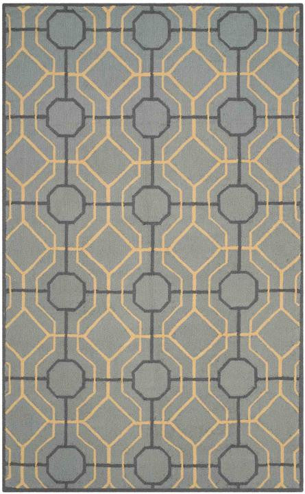 Safavieh Four Seasons FRS244F Grey / Gold Rug