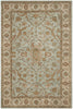 Safavieh Heritage HG937A Light Blue / Ivory Rug