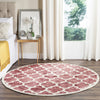 Safavieh Himalaya HIM121B Red / Ivory Rug