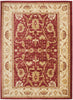 Safavieh Heirloom HLM1666-4011 Red / Creme Rug