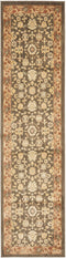 Safavieh Heirloom HLM1738-2537 Brown / Rust Rug