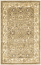 Safavieh Heirloom HLM1738-5211 Green / Creme Rug