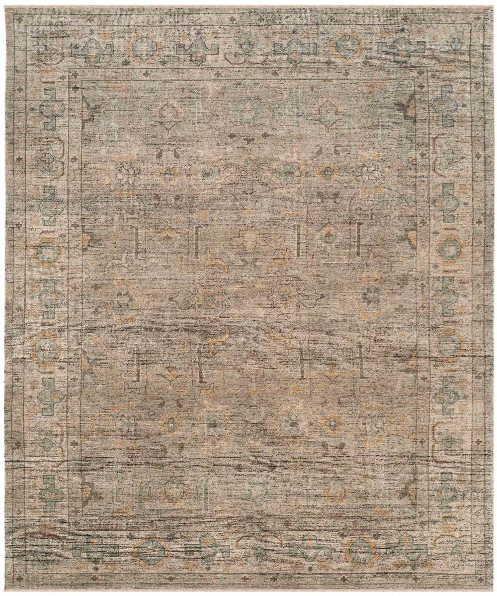 Safavieh Izmir IZM188A Linen/ Dusty Teal
