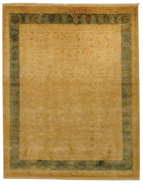 Safavieh Jewel Of India JWL599A Ivory / Light Blue Rug