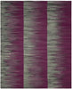 Safavieh Kilim KLM819B Purple / Charcoal Rug