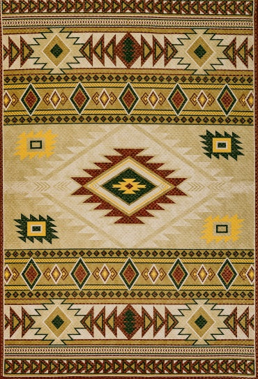 Dynamic Rugs Frontier 5211 Area Rug