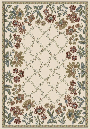 Dynamic Rugs Ancient Garden 57084 Area Rug