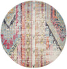 Safavieh MONACO 222 -MNC222F -Modern Bohemian Multicolored Distressed