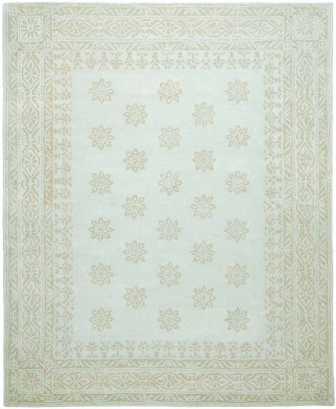 Safavieh Martha Stewart MSR4538A Gracious Garden Winter's Day Rug