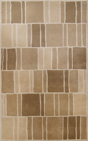 Safavieh Martha Stewart MSR4559A Shifting Stone Brown Alpaca Rug