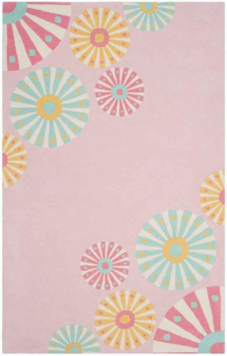 Safavieh Martha Stewart MSR4574A Candy Shop Area Rug