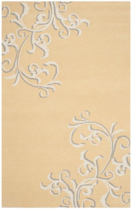 Safavieh Martha Stewart MSR4623A Avalon Vine Soft Yellow Rug
