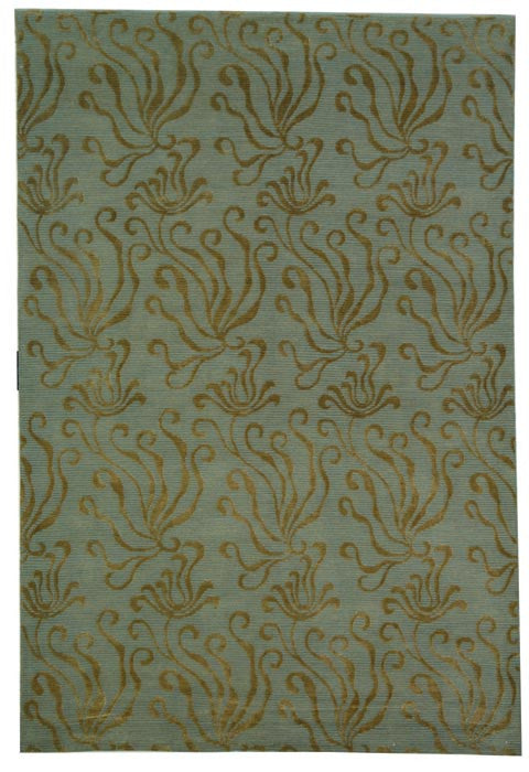 Safavieh Martha Stewart MSR5424B-Seaflora Sea Glass Rug