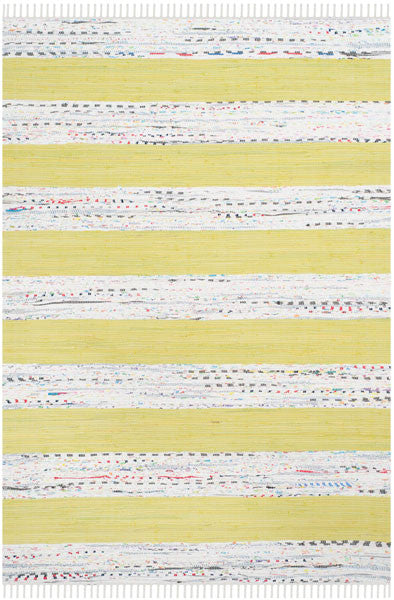 Safavieh Montauk MTK720D Ivory / Light Green Rug