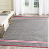 Safavieh Montauk MTK820P Light Pink / Multi Rug
