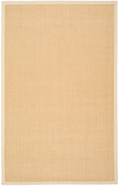 Safavieh Natural Fiber NF441K Maize / Wheat Rug