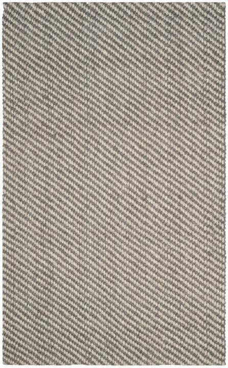 Safavieh Natural Fiber NF470A Natural / Grey Rug