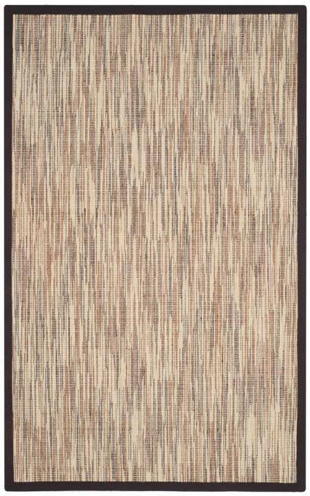 Safavieh Natural Fiber NF474A Natural / Brown Rug