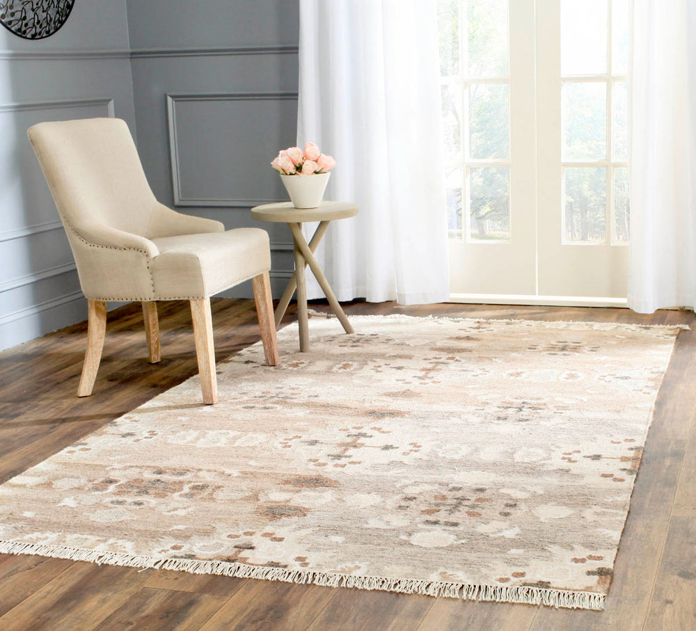 Safavieh Natural Kilim NKM318 Area Rug
