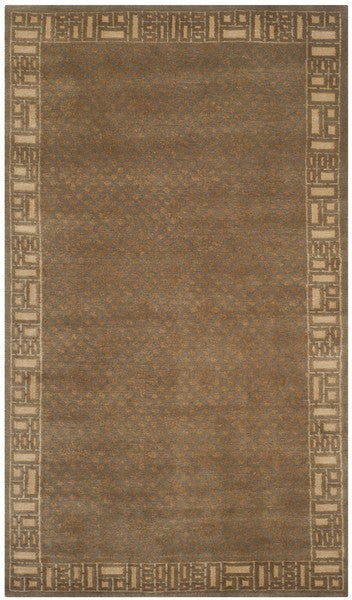 Safavieh Nepalese NP317A Green / Ivory Rug