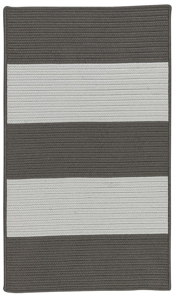 Colonial Mills Newport Textured Stripe NW16 Area Rug