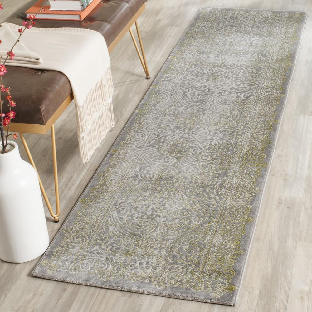 Safavieh Passion PAS404D Grey / Green Rug